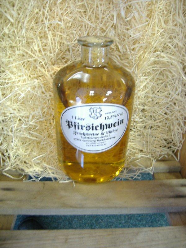 Pfirsichwein 12,5% vol
