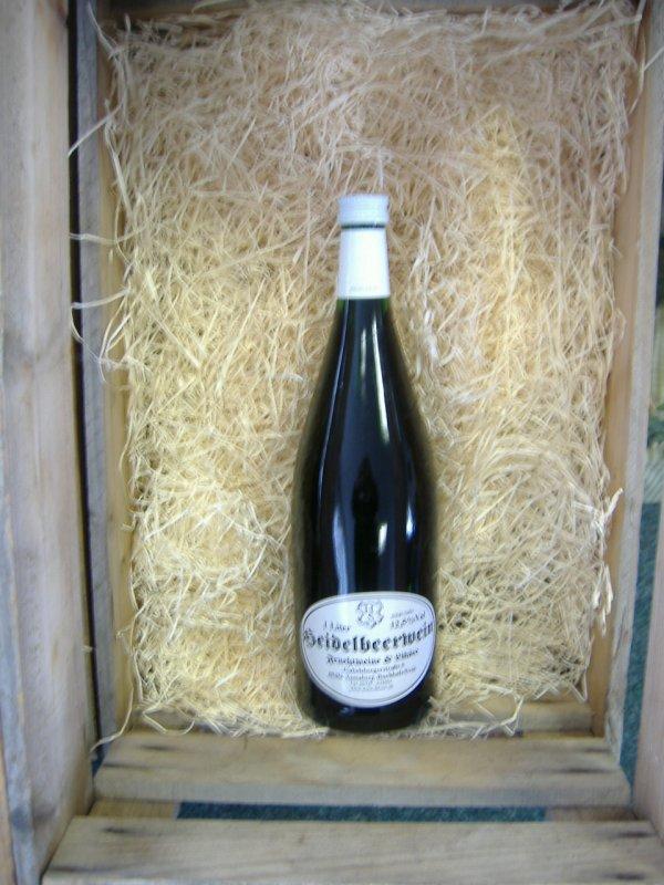 Heidelbeerwein 12,5% vol