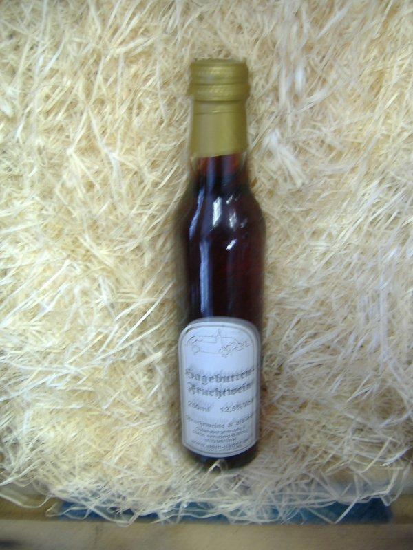 Hagebuttenwein 12,5% vol