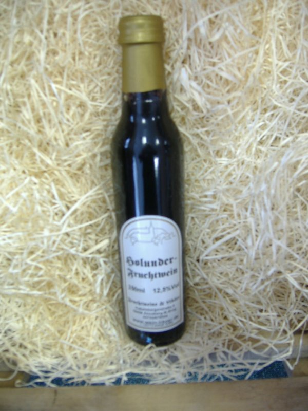 Holunderwein 12,5% vol