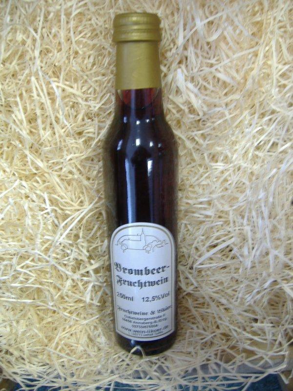 Brombeerwein 12,5% vol