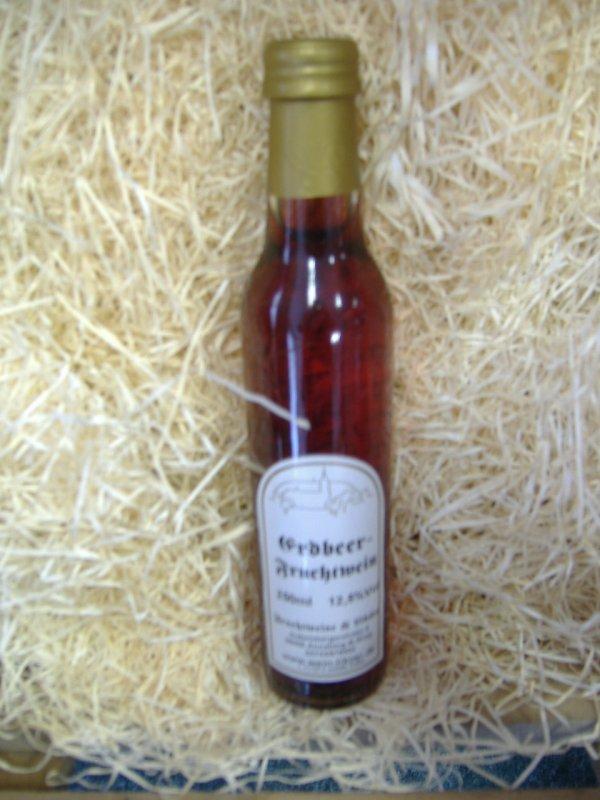 Erdbeerwein 12,5% vol