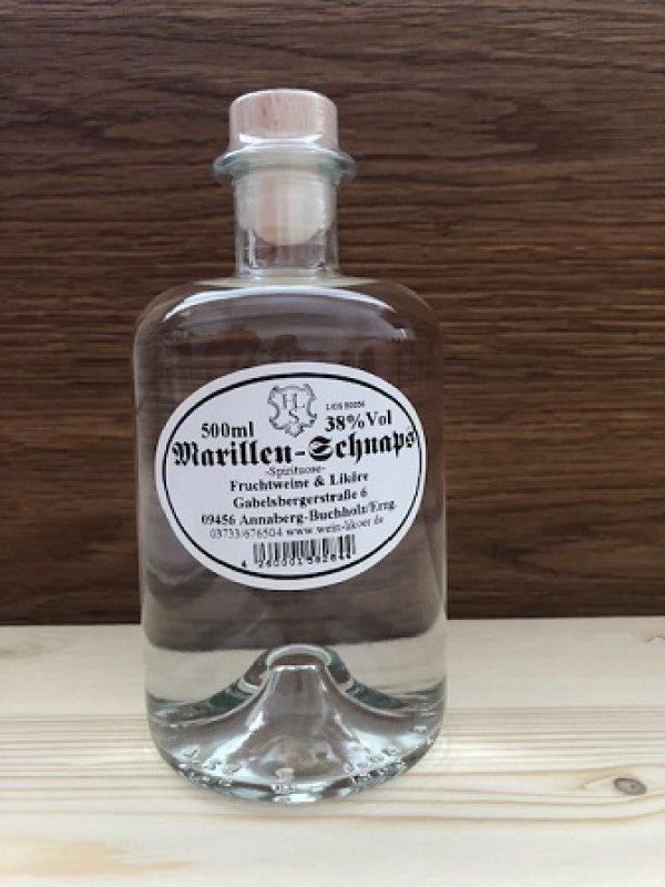 Marillen-Schnaps 38% vol